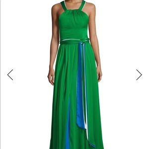 MILLY NWT DAPHNE GOWN